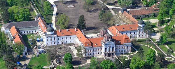 Royal palace of Gödöllö (by Civertan)
