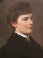 Empress Elisabeth of Austria, ca 1890