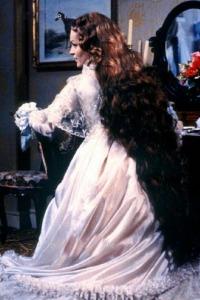 Romy Schneider as Sissi in Visconti's lush film, Ludwig - 1972.