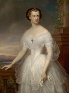 Kaiserin Elisabeth von Österreich, Herzogin in Bayern
