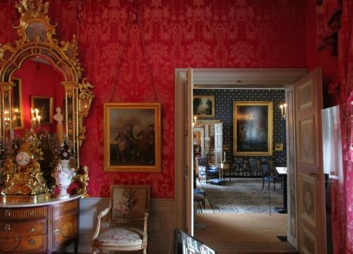 Paleis Het Loo - drawing-room of Stadtholder Willem V
