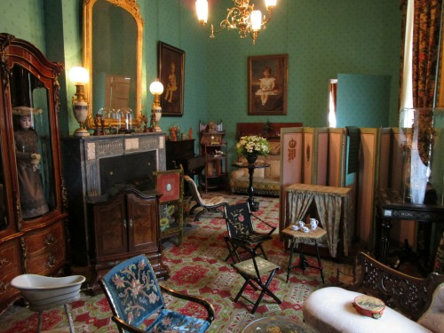 Het Loo- Queen Wilhelmina's playroom