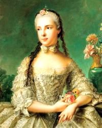 Princess Isabella of Parma   (31 December 1741 – 27 November 1763)
