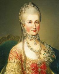 Archduchess Maria Christina (13 May 1742 - 24 June 1798)