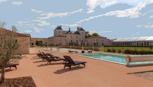 Chateau De La Sebrandière