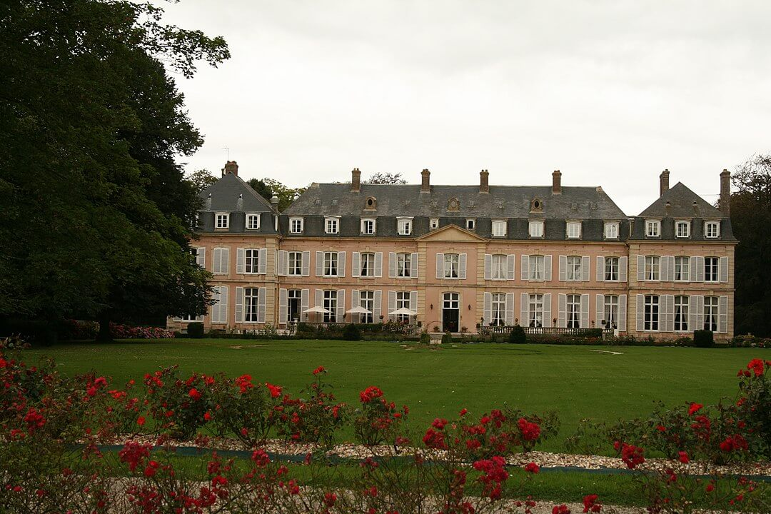 Chateau of Sassetot-le-Mauconduits,  also known as Château de Sissi