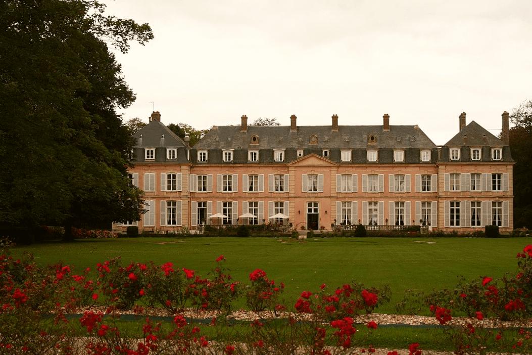 Chateau of Sassetot-le-Mauconduits, also known as Château de Sissi