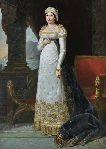 Letizia Bonaparte née Ramolino, mother of Napoleon