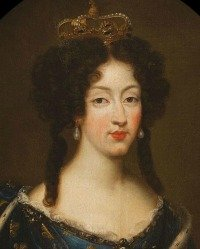 Marie Louise d'Orléans, first wife of Charles II of Spain
