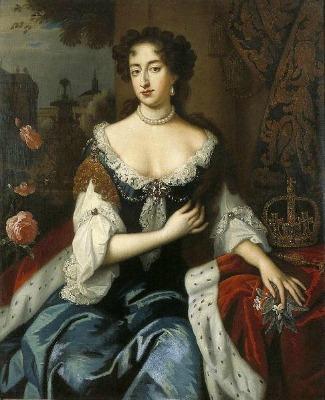 Mary Stuart, Queen Mary II