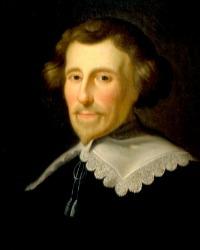 Pieter Corneliszoon Hooft (1581–1647), a famous resident of the Muiderslot