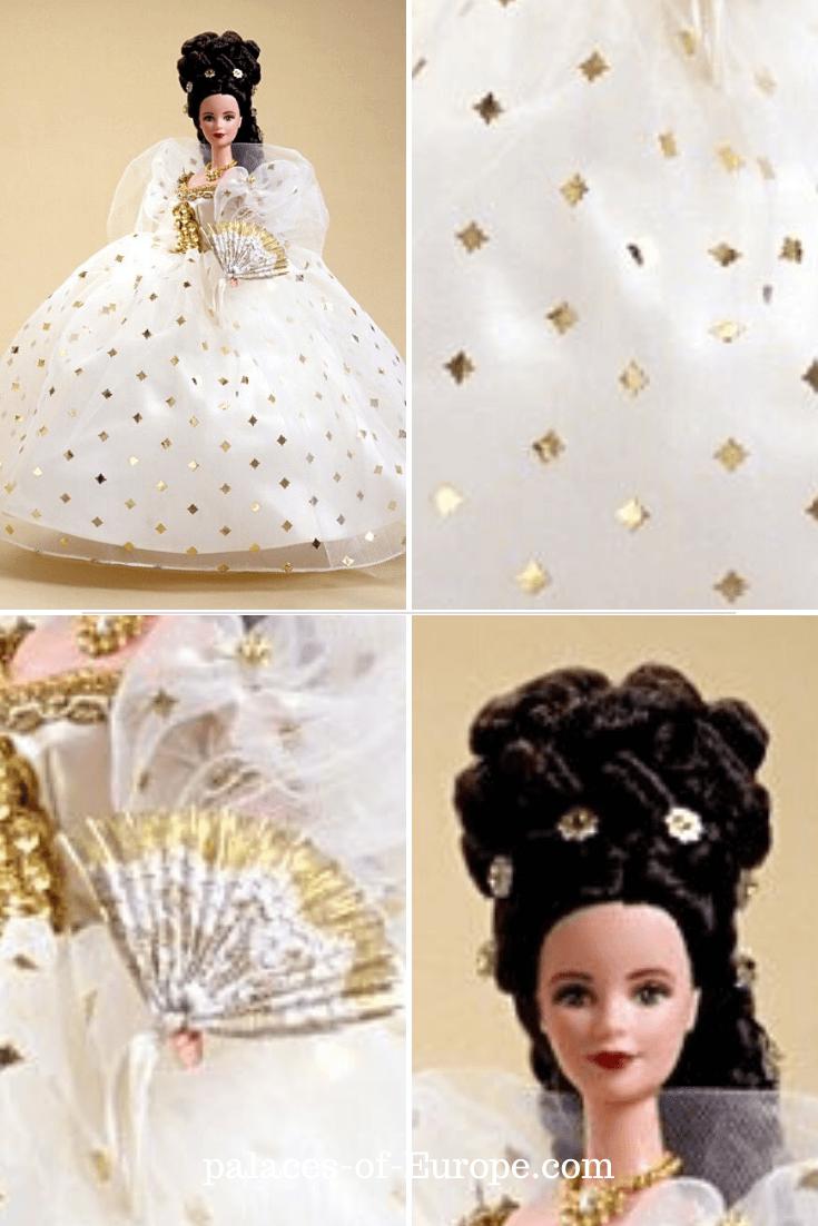 Barbie Doll as Empress Sissy