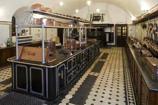 Kitschen at Kasteel de Haar. Foto: Rijksdienst voor het Cultureel Erfgoed via Wikimedia Commons