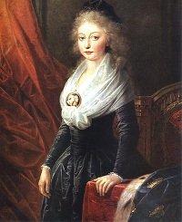 Marie Thérèse, Madame Royale, daughter of Marie Antoinette